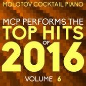 MCP Top Hits of 2016, Vol. 6 von Molotov Cocktail Piano