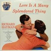 Love Is a Many Splendored Thing de Richard Hayman