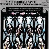 Musik der Renaissance by Wiener Blockflötenensemble