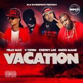 Vacation - Single von Telly Mac