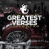 Greatest Verses, Vol. 2 von Chamillionaire