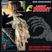Hörbuch 01/Das Grauen schleicht durch Bonnards Haus von Larry Brent