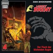 Hörbuch 04/Der Fluch der blutenden Augen von Larry Brent
