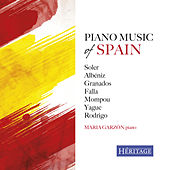 Piano Music of Spain by Maria Garzon