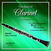 The Best Of Clarinet, Volume 2 de Milan Rericha