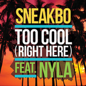 Too Cool (Right Here) von Sneakbo