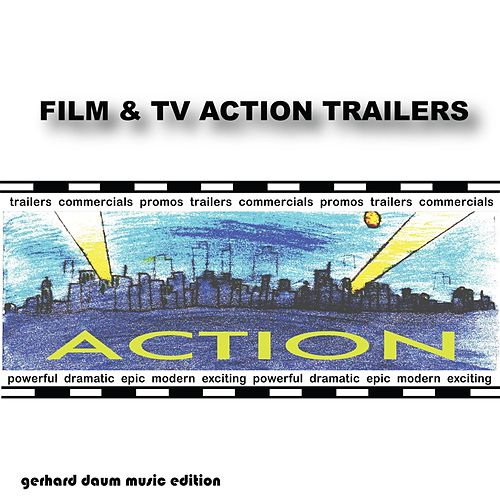 Film & TV Action Trailers by Gerhard Daum