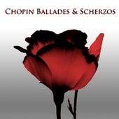 Chopin Ballades & Scherzos by Arthur Rubinstein