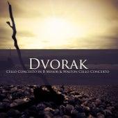 Dvorak Cello Concerto in B Minor & Walton Cello Concerto von Boston Symphony Orchestra