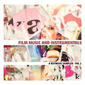 Film Music and Instrumentals: A Kutmusic Sampler, Vol. 1 von Various Artists