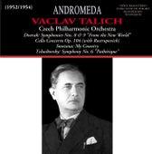 Dvořák: Cello Concerto & Symphonies Nos. 8 & 9, de Various Artists