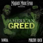 American Greed von Philthy Rich