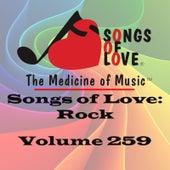 Songs of Love: Rock, Vol. 259 de Various Artists