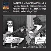 Ida Presti & Alexandre Lagoya, Vol. 4 by Ida Presti