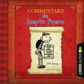 Commentarii de Inepto Puero - Gregs Tagebuch auf Latein von Jeff Kinney
