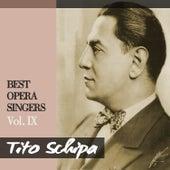 Best Opera Singers, Vol. IX by Various Artists