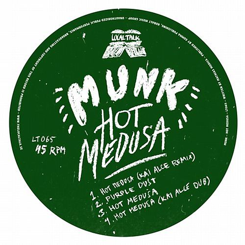 Hot Medusa - Single by Munk