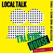 Talking House, Vol. 2 - EP von Various Artists