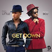 Get Down (feat. Boj) by Big Little