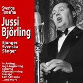 Sverige, Tonerna : Jussi Björling Sjunger Svenska Sånger de Jussi Björling