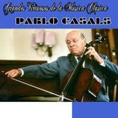Grandes virtuosos de la música clásica de Pablo Casals