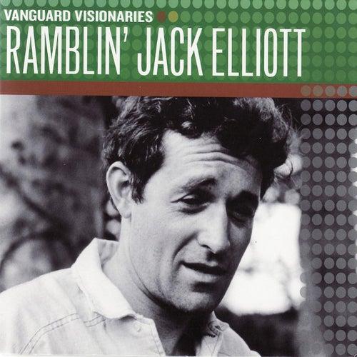 Vanguard Visionaries by Ramblin' Jack Elliott