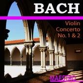 Bach: Violin Concerto No. 1 & 2 by Zina Schiff