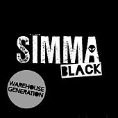 Simma Black Presents Warehouse Generation - EP von Various Artists