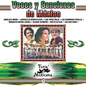 Voces Y Canciones De Mexico  Feria Mexicana by Various Artists