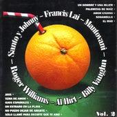 Santo  Johnny  Roger Williams  Al Hirt  Francis Lai  Mantovani  Billy Vaughn Vol. 2 by Various Artists