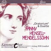 Fanny Hensel-Mendelssohn: Oratorium & Duette by Michael Krämer, Mechthild Georg, Elzbieta Kalvelage