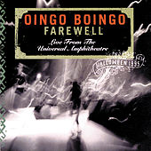Farewell: Live From The Universal Amphitheatre,... by Oingo Boingo