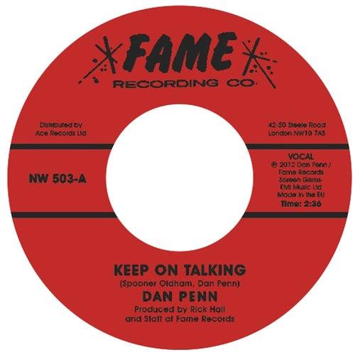 Keep On Talking / Uptight Good Woman by Dan Penn