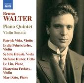 Walter: Piano Quintet & Violin Sonata de Various Artists