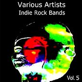Indie Rock Bands Vol. 5 by Various Artists