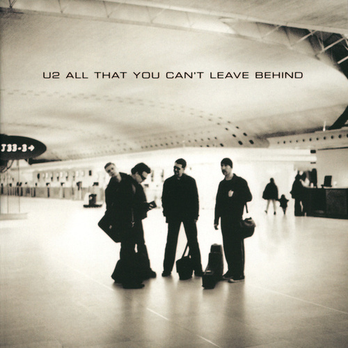 All That You Can't Leave Behind by U2