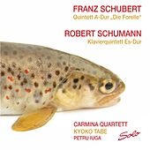 Schubert & Schumann: Piano Quintets by Various Artists