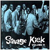 Savage Kick Vol.11, Early Back R&B Hipshakers von Various Artists