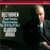 Beethoven: Piano Sonatas Nos. 5 & 32 von Claudio Arrau