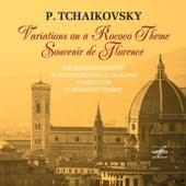 Piotr Ilyich Tchaikovsky: Variations on a Rococo Theme & Souvenir De Florence de Various Artists