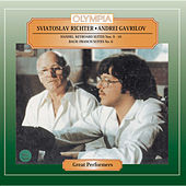 Handel: Keyboard Suites Nos. 9 - 16 / Bach: Franch Suites No. 6 by Various Artists