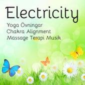 Electricity - Yoga Övningar Chakra Alignment Massage Terapi Musik med Lounge Chill Avslappnande Ljud by Various Artists