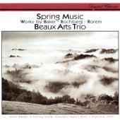 Rorem: Spring Music / Baker: Roots II / Rochberg: Piano Trio No. 3 von Beaux Arts Trio