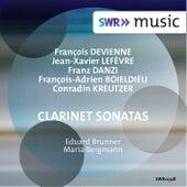 Clarinet Sonatas von Eduard Brunner
