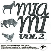 House Farm presents Miami Vol. 2 de Various Artists