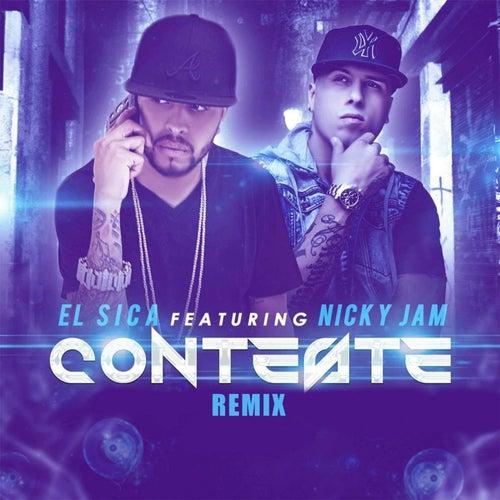 Conteste (Remix) [feat. Nicky Jam] de Sica