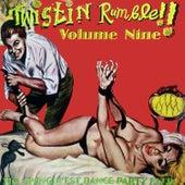 Twistin Rumble!! Vol.9, The Swingin'est Dance Party Ever! de Various Artists