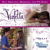 Folge 3 & 4 von Violetta