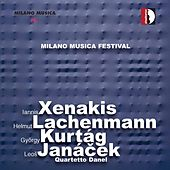 Milano Musica Festival Live, Vol. 1 de Danel Quartet