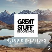 Melodic Creations Vol. 2 de Various Artists